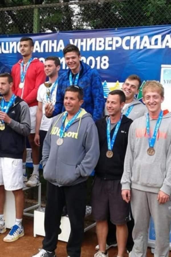 18 медала грабнаха ЮЗУ студенти
